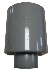 Vergaarbak PVC - diam. 80 mm
