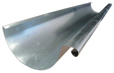 Mastgoot M37 - Zink 14 (0,8 mm) - Lang 300 cm
