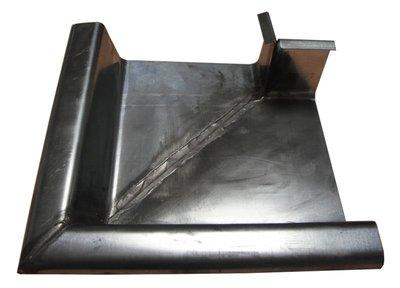 Buitenhoek B30 - Zink 14 (0,8 mm)