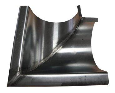 Buitenhoek M37 - Zink 14 (0,8 mm)