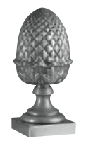 Dakpiron / Pinakel Zink - Model 3601