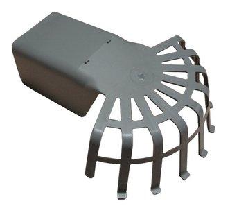 Kiezelrand Bladvanger PVC - 60 x 100 mm