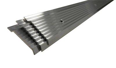 Aluminium Knelstrip - 50 mm - Lang 250 cm