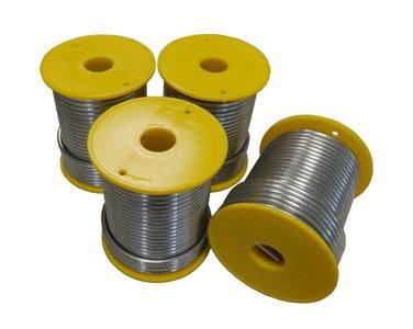 Draadsoldeer Tin Lood - 50/50 - Diam 3 mm - Per spoel a 1 kg