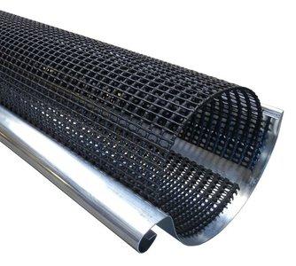 Gootdrain - Bladvanger voor Dakgoot - Diam 70  tot 110 mm