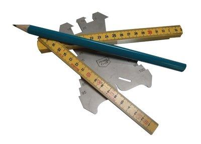 1 stuks plaat geperforeerd aluminium - gatdiam. 5mm - hoh 8mm - 50 x 60 cm