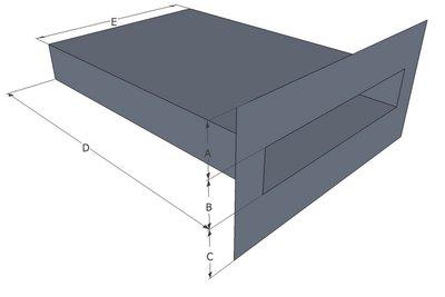 Spuwer Lood Code 25 - Model Haaks 1