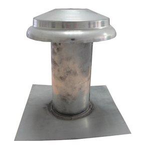 Ontluchting Zink - Diam 120 mm
