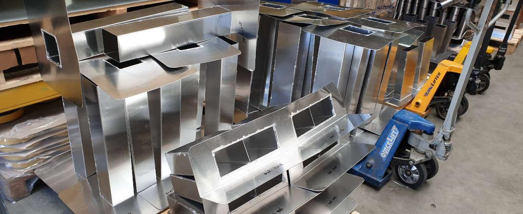 Aluminium van AGS